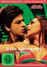 Shah Rukh Khan & Friends: Billu (DVD + CD)
