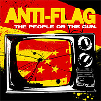 Anti-Flag -. The People Or  Gun (LP)