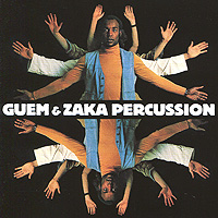 Guem & Zaka. Percussion