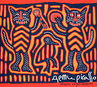 Дети Picasso. Ethnic Experiments