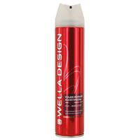 Лак для волос Wella Design Надежный контроль, сильная фиксация, 250 млDS-81065125Лак для волос Wella Design Надежный контроль сильной фиксации - надежная фиксация прически надолго. Характеристики: Объем: 250 мл. Производитель: Франция.Товар сертифицирован.