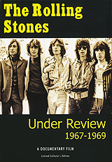 The Rolling Stones: Under Review 1967-1969 health colorful chakra stones hollowed leaf necklace for women