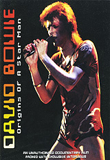 With a career well into its fifth decade, David Bowie has achieved what most can only dream of, always managing to stay at the cutting edge, uiith both his image and his musical direction. This DVD documentary charts Bowie's early career, from The Kon-Rads, The Manish Boys, The Buzz and feathers through his first solo uiorks, and finally onto The Spiders from Mars, from the Long Hair Society to radical mime theatre, his ambiguous sexuality, music experimentation and changes of image, this DVD reveals all. This is the story of a living legend - the rise and rise of David Bowie!