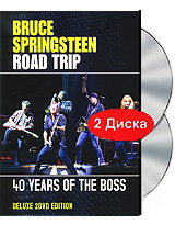 Bruce Springsteen: Road Trip: 40 Years Of The Boss (2 DVD) bruce springsteen live in dublin blu ray