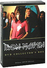 Iron Maiden: DVD Collector's Box (2 DVD) dvd samsung e390kp