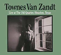 Townes Van Zandt. Live At The Old Quarter, Houston, Texas (2 CD)