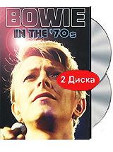 It wasn't until the release of 1983's Let's Dance that David Bowie achieved the type of enormous, global success he had so sorely deserved for so very long. But for most of his fans he had, by that juncture, already produced the best music he was ever going to make. And while there were still musical delights to come during the years that followed, as Bowie toured the world playing to more people on one tour than he had in his entire career to that point, his legacy was assured by records he'd released during the previous decade - and each concert he now performed would be filled with songs from that golden era. This 2 DVD set is a documentary review concentrating on David Bowie in the 1970s - the decade in with he not only made his name but in which he also dominated the music scene like no other musical icon before ors since. Running at over 2.5 hours the programme looks at his pre-fame era, his early, low-selling albums, his glam period when the world  star up and took notice, and his bizarre creature would adopt a brand new persona. Features; rare and classic performance footage, exclusive interviews, exhaustive archive, fascinating  contribution from his closest friends, associates, band members, producers and other colleagues, as well as review and critique from the finest Bowie writers, archivists and journalists, including one of the final interviews the late, legendary DJ John ever gave.The set also includes multiple