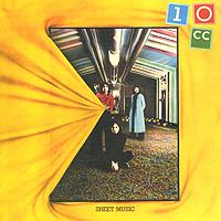 10CC. Sheet Music