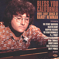 Ирма Томас,Лу Роулз,Линда Ронстадт,Мартин Денни,Литл Пэгги Марч,The Fleetwoods Bless You California. More Early Songs Of Randy Newman more of me