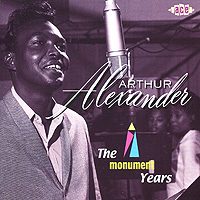 Артур Александр Arthur Alexander. The Monument Years sweet years sy 6285l 13