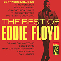 Эдди Флойд Eddie Floyd. The Best Of Eddie Floyd цена