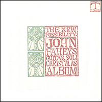 Джон Фэхей John Fahey. The New Possibility: John Fahey's Guitar Soli Christmas Album / Christmas With John Fahey. Vol. II acoustic guitar neck fingerboard fretboard for guitar parts replacement rosewood zebrawood veneer