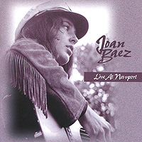 Джоан Баэз Joan Baez. Live At Newport joan manuel serrat concepcion