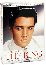 All Hail The King: A 75 Year Tribute To Elvis Presley (2 DVD) cd elvis presley at the movies