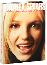 Britney Spears: Girls Are Always Right (2 DVD) company of spears