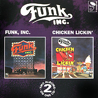 Funk, Inc. Funk, Inc. Funk, Inc / Chicken Lickin' торшер leds c4 funk 25 4755 ci 23