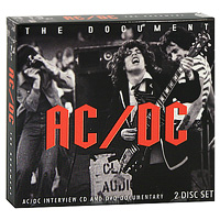 AC/DC AC/DC. The Document (CD + DVD) ltc lc 400 24 waterproof ac 180 250v to dc 24v 16 6a 400w switching power supply silver