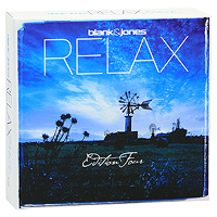 Фото - Blank & Jones Blank & Jones. Relax Edition Four (2 CD) cd led zeppelin ii deluxe edition