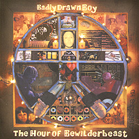 Дэймон Гоф Badly Drawn Boy. The Hour Of Bewilderbeast bk3016 drawn cup caged needle roller bearings wtih closed end 45941 30 the size of 30 37 16mm
