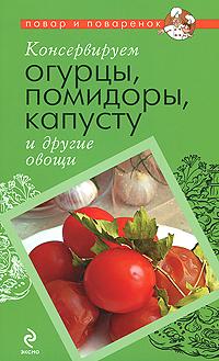 Консервируем огурцы, помидоры, капусту и другие овощи виктория белкина какие напитки приготовить зимой