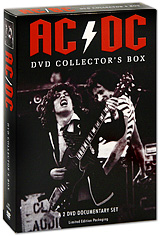 AC/DC: DVD Collector's Box (2 DVD) dvd samsung e390kp