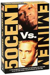 50 Cent Vs. Eminem (2 DVD) eminem eminem relapse 2 lp