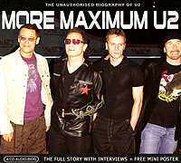 U2 U2. More Maximum U2