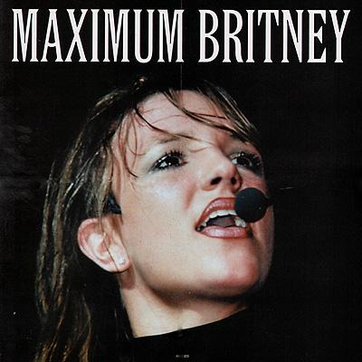 Britney Spears.  Maximum Britney Chrome Dreams,Концерн