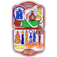 """Игровой набор """"Чемоданчик Доктора"""", 15 предметов, Junfa Toys"""