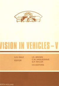 Vision in Vehicles V сборник статей science technology and life – 2014 proceedings of the international scientific conference czech republic karlovy vary 27 28 december 2014