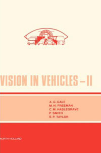 Vision in Vehicles II a princess of mars