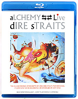 Dire Straits: Alchemy Live (Blu-ray) shania still the one live from vegas blu ray