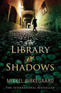 The Library of Shadows jon anderson jon anderson in the city of angels