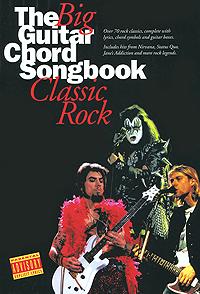 The Big Guitar Chord Songbook: Class Rock 2 tivoli audio songbook white sbwht