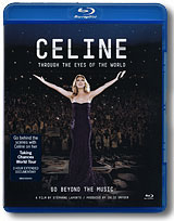 Celine Dion: Through The Eyes Of The World (Blu-ray) celine dion through the eyes of the world blu ray