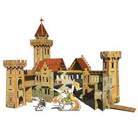 Сборная модель из картона Рыцарский замок