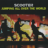 Scooter Scooter. Jumping All Over The World (2 CD) scooter scooter the ultimate aural orgasm limited deluxe edition 2 cd