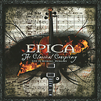 Epica. The Classical Conspiracy. Live In Miskolc, Hungary (2 CD)