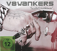 V8 Wankers V8 Wankers. Foxtail Testimonial (CD + DVD) anne fox german for dummies enhanced edition