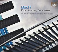 Питер-Ян Белдер,Musica Amphion,Реми Боде Pieter-Jan Belder. Bach. Brandenburg Concertos (2 CD) spectral classics pl151 bg 2 boxes
