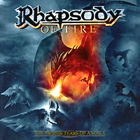 Rhapsody Of Fire Rhapsody Of Fire. The Frozen Tears Of Angels сумка lake of fire k 1047 2015