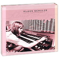 Klaus Schulze. La Vie Electronique 3 (3 CD)
