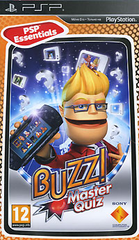 Buzz!MasterQuiz (PSP)