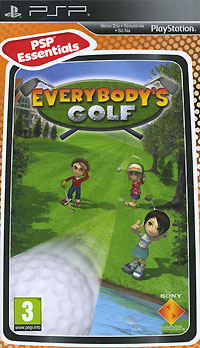 Everybody's Golf. (PSP)