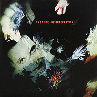 The Cure The Cure. Disintegration (2 LP) de chirico the song of love