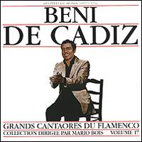 Бени де Кадиз Beni De Cadiz. Grands Cantaores Du Flamenco. Volume 17 rex mundi volume 6 gate of god