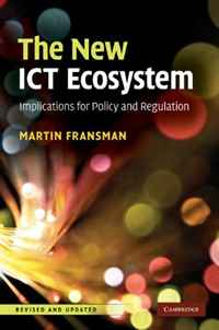 The New ICT Ecosystem: Implications for Policy and Regulation футболка wearcraft premium slim fit printio los angeles