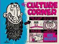 Basil Wolverton's Culture Corner bm rubin time out how to take a year or more or less off without jeopardising your family paper
