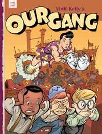 Our Gang: 1946-1947 (Vol. 4)  (Walt Kelly's Our Gang) the comedy of errors