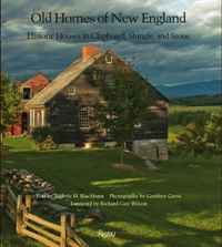 Old Homes of New England: Historic Houses In Clapboard, Shingle, and Stone new england textiles in the nineteenth century – profits